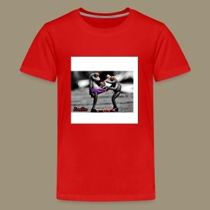 Familien - Teenager Premium T-Shirt