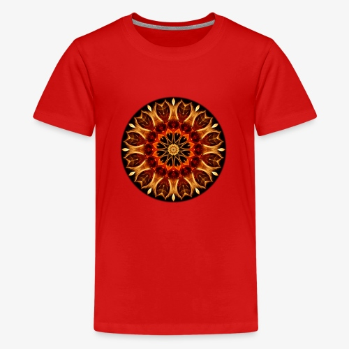 Door Het Vuur / Through The Fire - Teenager Premium T-shirt