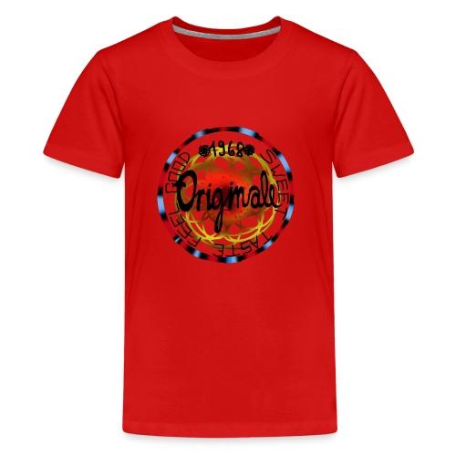 original 1986 AUSGEREIFT - Teenager Premium T-Shirt