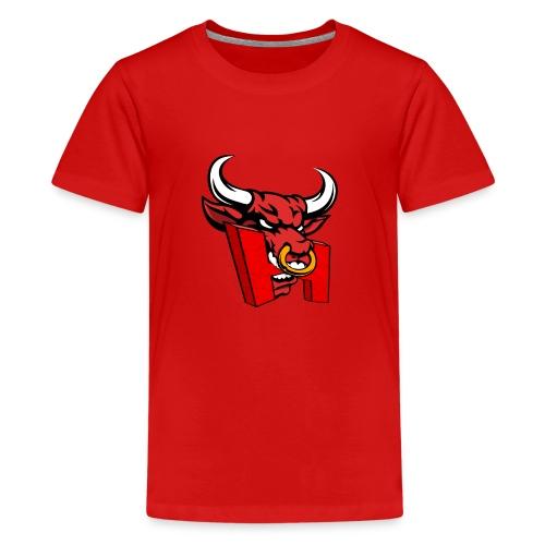 h0ffey LOGO - Teenager Premium T-Shirt