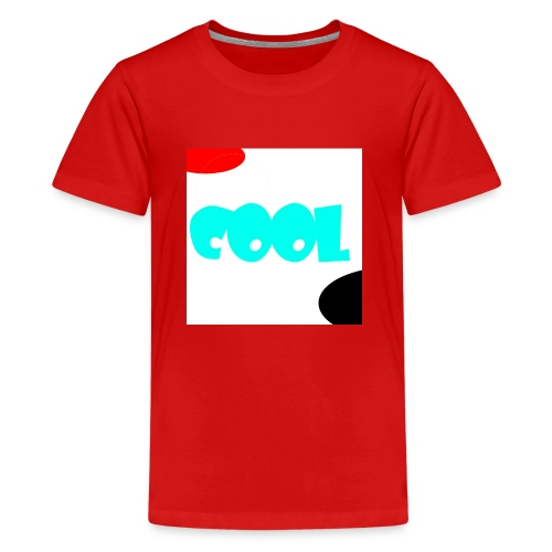 Cool - Teenager Premium T-Shirt
