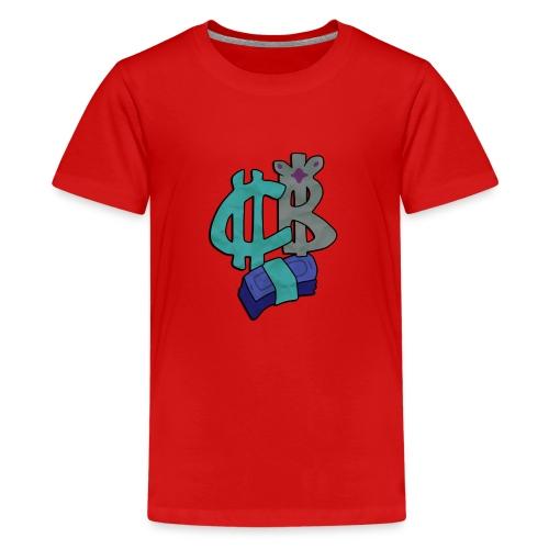 Cash B. - Teenager Premium T-Shirt