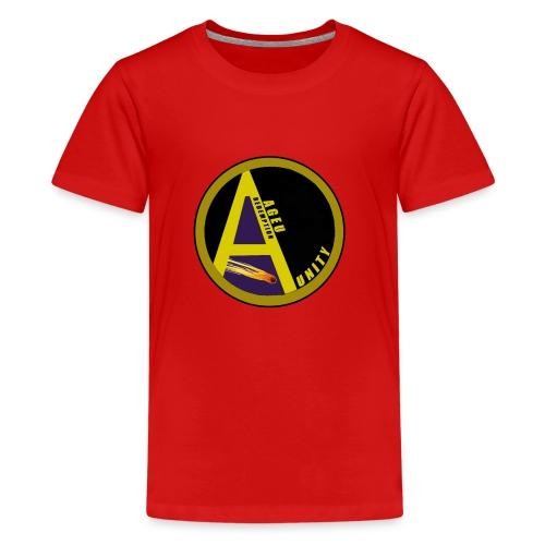Astroid Redemption - Teenage Premium T-Shirt