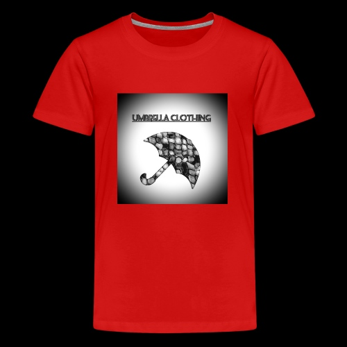 Umbrella clothing 2 - Teenage Premium T-Shirt