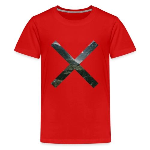 X Travel - Teenager Premium T-Shirt