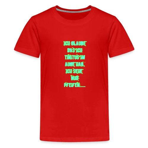 Grafik7 - Teenager Premium T-Shirt