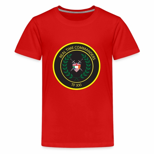 TASK FORCE 21 - Teenage Premium T-Shirt