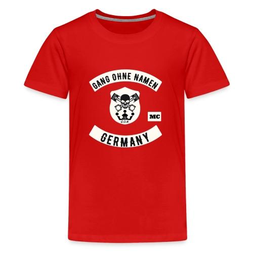 MOFA GANG OHNE NAMEN - Teenager Premium T-Shirt