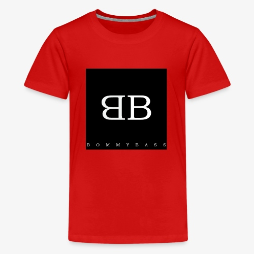 BommyBass - Teenager Premium T-Shirt