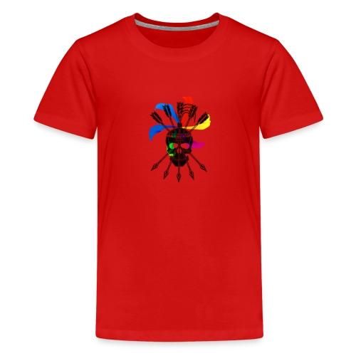Blaky corporation - Camiseta premium adolescente