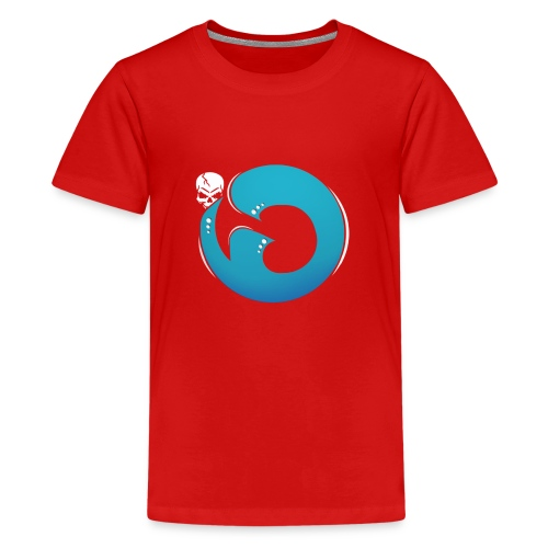 Logo iG | Team Esport - T-shirt Premium Ado