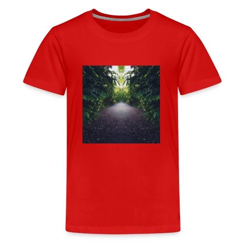 Natura - Maglietta Premium per ragazzi