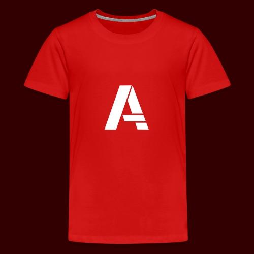 Aniimous Logo Merchandise - Teenager Premium T-shirt