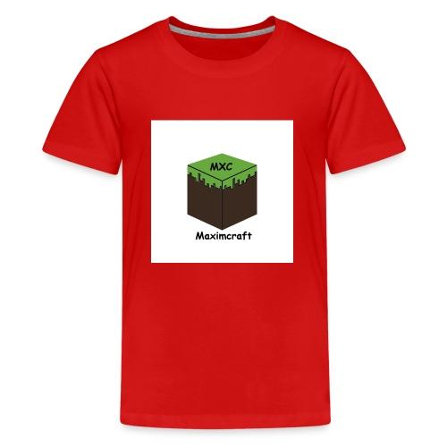 rundlogo - Teenager Premium T-Shirt
