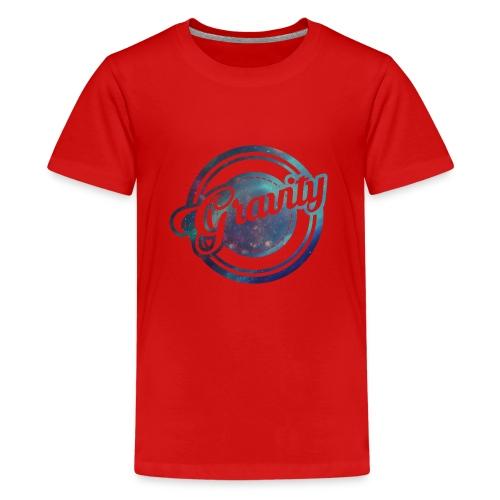 Spherical Gravity - Teenage Premium T-Shirt