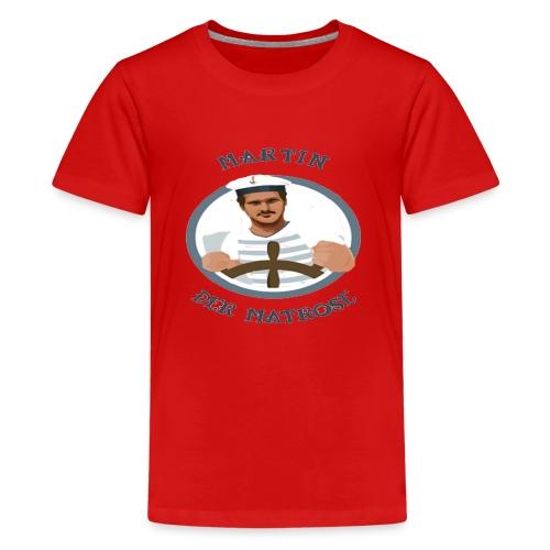 martindermatrose - Teenager Premium T-shirt