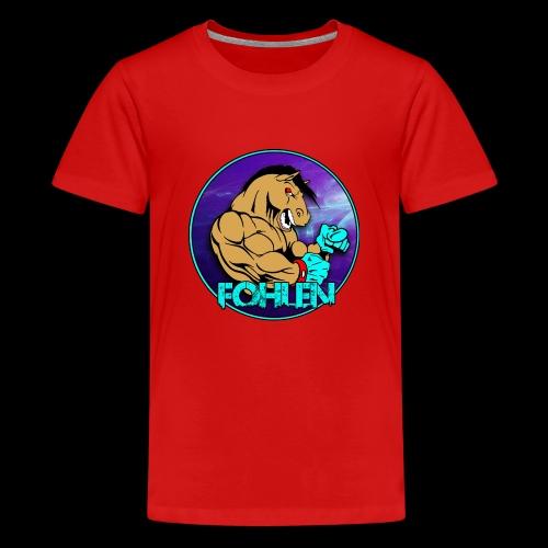 FohIenLogo - Teenager Premium T-Shirt