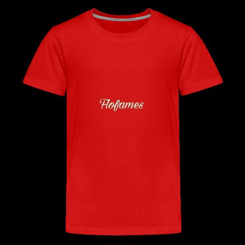 camicia di flofames - Maglietta Premium per ragazzi