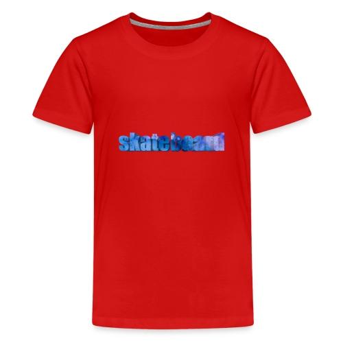 Skate - Teenager premium T-shirt