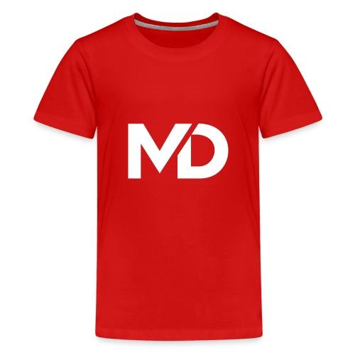 MD Clothing Official© - T-shirt Premium Ado