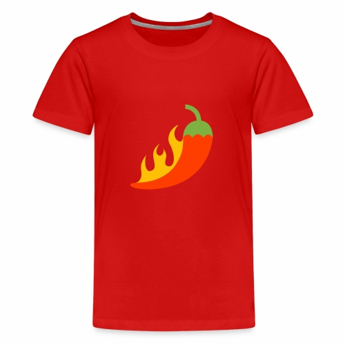 Chile Mexicano - Camiseta premium adolescente