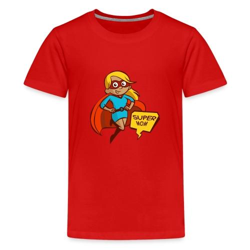 Mom - Teenager Premium T-Shirt