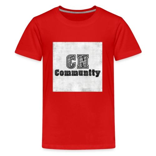 CN Community Logo - Teenager Premium T-shirt