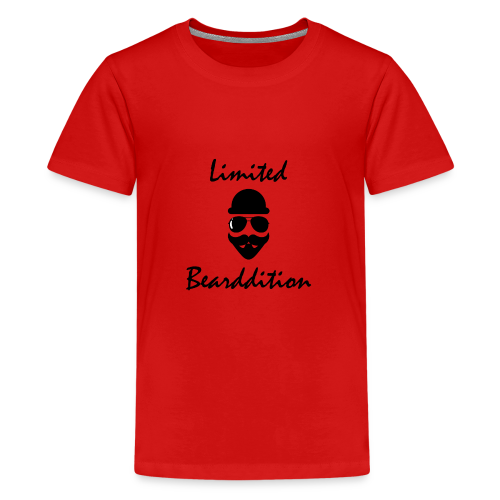 Limited Bearddition - Teenager Premium T-Shirt