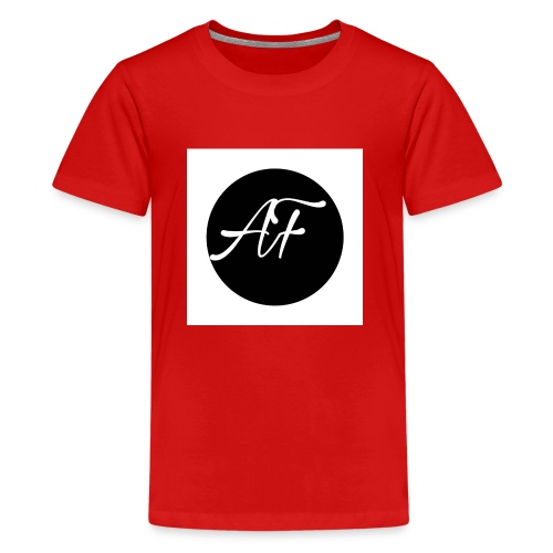 Alisha Football Merch - Teenager Premium T-Shirt