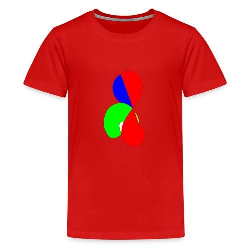 design 32 #2 - Teenager Premium T-Shirt