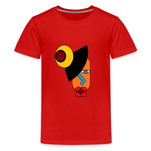 Art africain - T-shirt Premium Ado