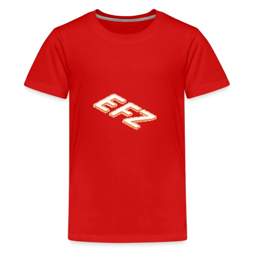 S.1 Shorts EFZ LOGOMAIN - Teenager Premium T-Shirt