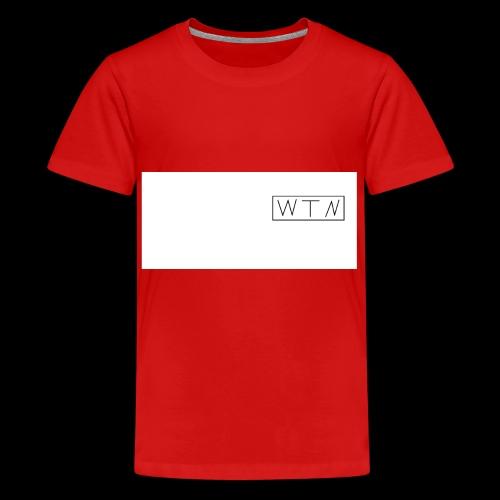 WTN - Teenager Premium T-Shirt