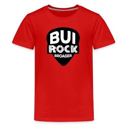 BUI ROCK - Teenager premium T-shirt