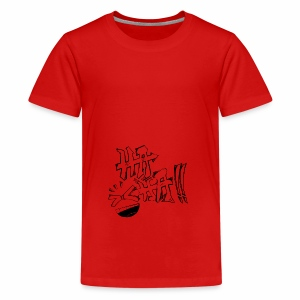Laugh - Camiseta premium adolescente