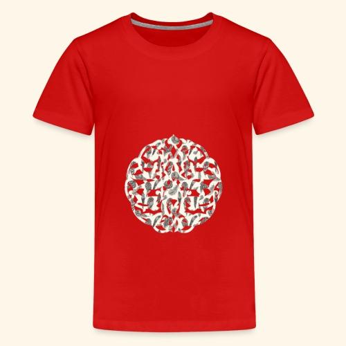 Mandala - Teenager Premium T-Shirt