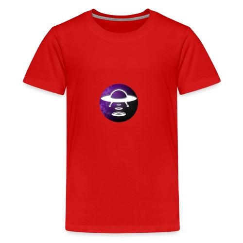 MothershipLogo - Teenage Premium T-Shirt