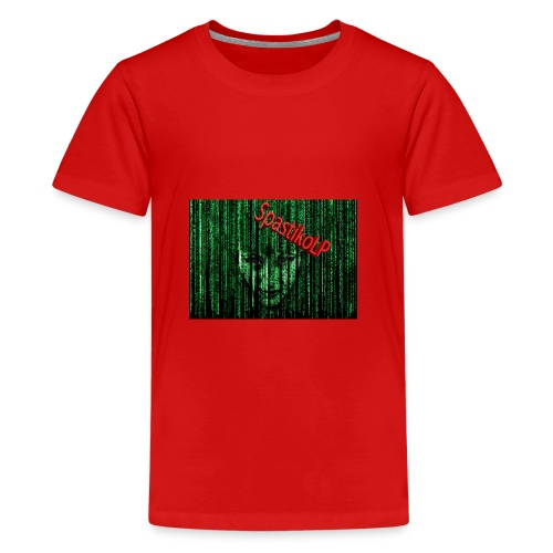 SpastikoLP - Teenager Premium T-Shirt