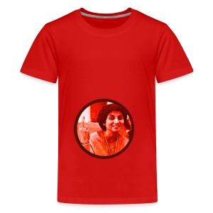 Ma Anand Sheela - Camiseta premium adolescente