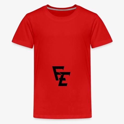 FE logo - Teenage Premium T-Shirt