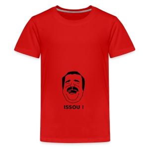 issou noir - T-shirt Premium Ado