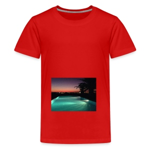 image - Teenage Premium T-Shirt