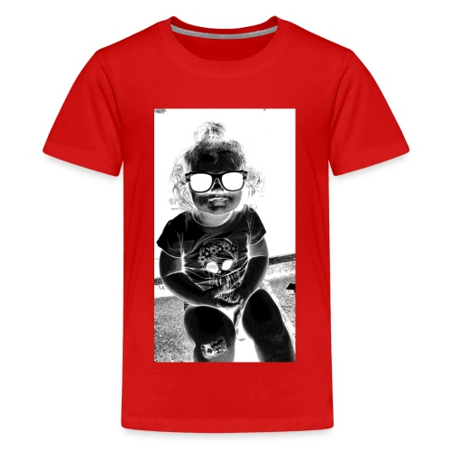 D3 - Teenage Premium T-Shirt