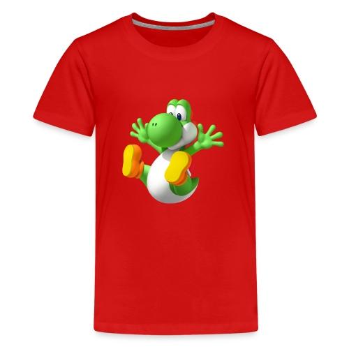 Yoshi T shirt! - Teenage Premium T-Shirt