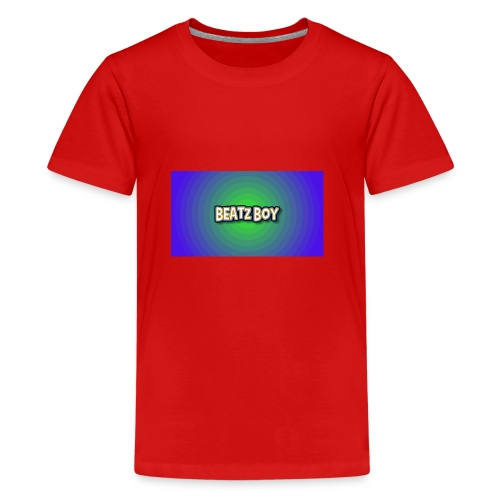 Beatz Boy - Teenage Premium T-Shirt