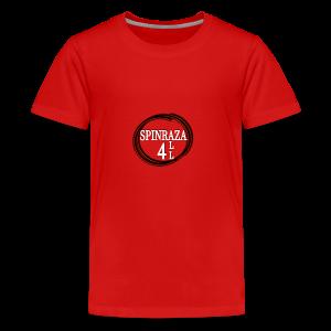 Spinraza 4 All - Teenage Premium T-Shirt