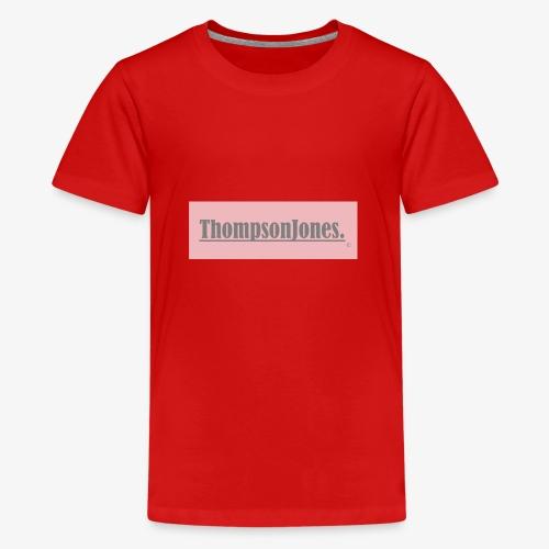 Label ThompsonJones - Teenager Premium T-Shirt