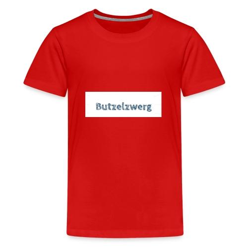 Butzelzwerg - Teenager Premium T-Shirt