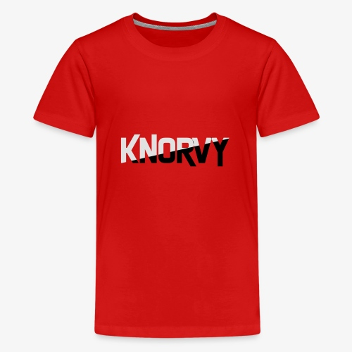 KNORVY - Teenager Premium T-shirt