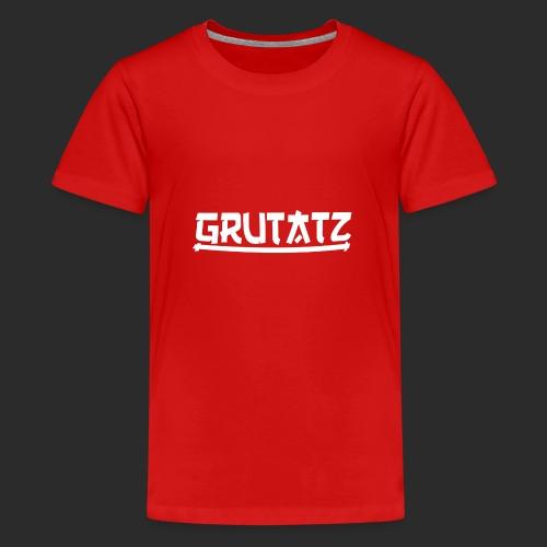 Design 4 - Teenager Premium T-Shirt